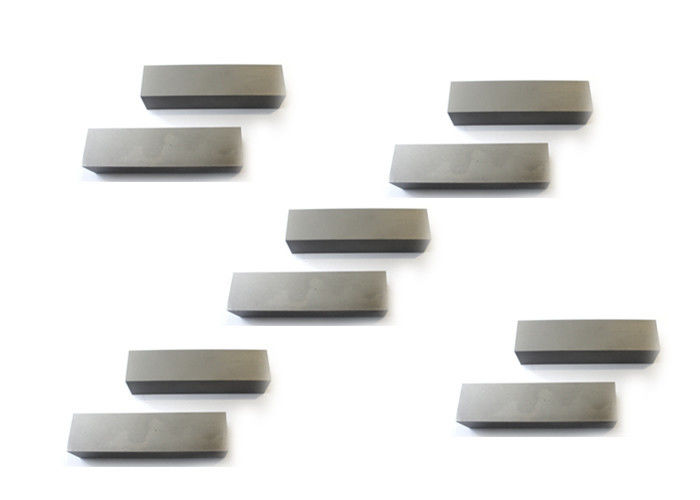 Hard Metal Cemented Carbide Blanks , Tungsten Carbide Stock For Metalworking