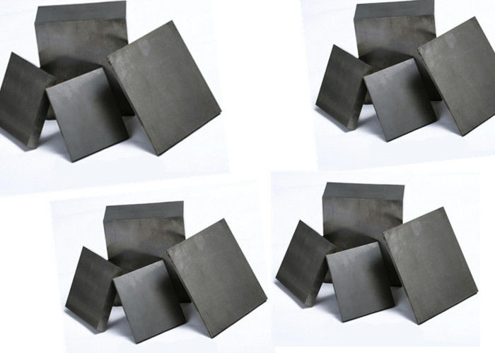 Customized Tungsten Carbide Sheet Metal , Solid Carbide Blanks ISO 9001 Certified