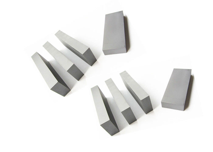 High Toughness Tungsten Carbide Flat Bar Model Number Customized Size Various