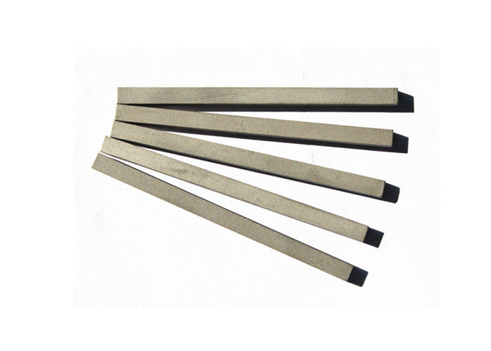 Customized Carbide Flat Strips Wear Resistance With High Bending Strength