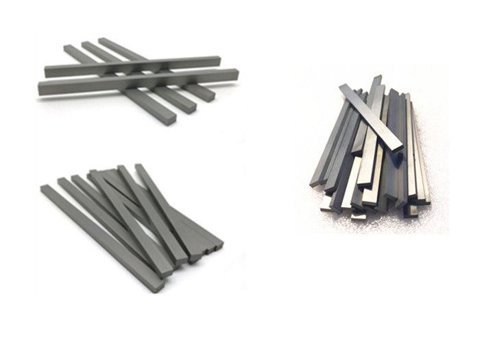 Square K10 Tungsten Carbide Block Bar / Flats / Strips For Cutting Tools