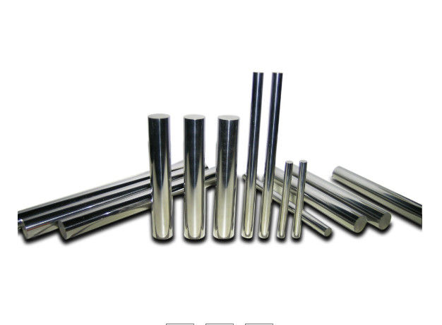 OEM Cemented Tungsten Carbide Round Bar For Cutting Tool , Drill Bits
