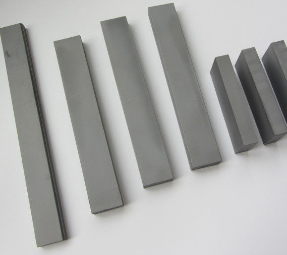 K10 K20 K30 Cemented Tungsten Carbide Strips For Cutting Tools Customized Size