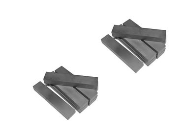 Rectangular Shape Tungsten Carbide Bar K10-K30 Various Sizes With High Wear Resistance