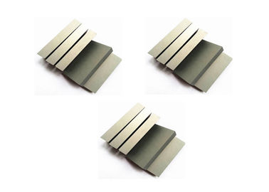 China High Strength Tungsten Carbide Alloy , Tungsten Carbide Sheet For Angle Cutting Tool Wood factory