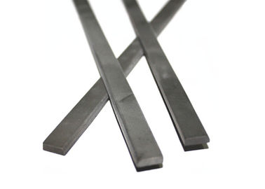 Tungsten Square Carbide Blanks Wear Resistance Various Dimension For Cutting Metal