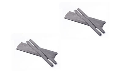 Rectangle Tungsten Carbide Flats /  Tungsten Square Bar 100% Virgin Raw Materials