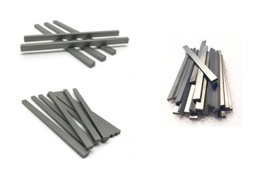 China Square K10 Tungsten Carbide Block Bar / Flats / Strips For Cutting Tools factory