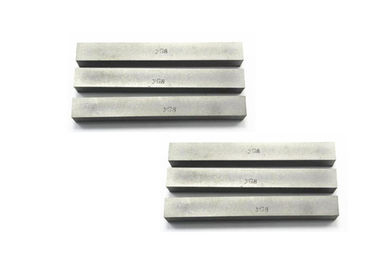High Hardness Tungsten Square Bar , Solid Cemented Tungsten Carbide Strips