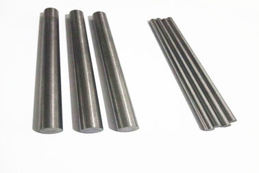 High Strength Tungsten Carbide Bar Stock , Hardness Tungsten Carbide Rod Blanks