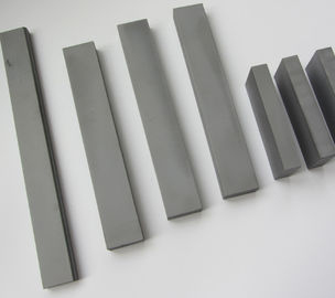 China STB Rectangular Tungsten Carbide Strips For Rotary And Form Tools Good Strength factory