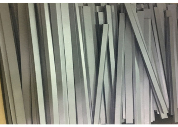 K20 K30 Tungsten Carbide Strips Dimensions Customized For General Wood Cutters