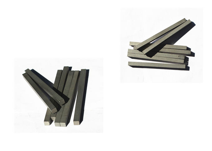 HIP Sintered Tungsten Sheet Stock , Cemented Carbide Blanks For Cutting Tools